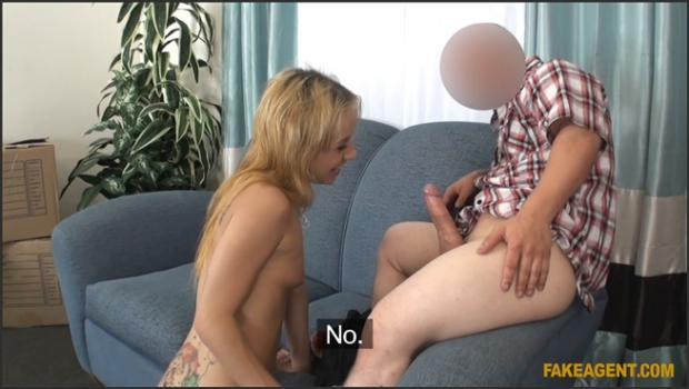 Fakehub.com- Cute Blonde Is Hot for Little Agent
