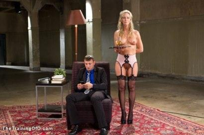 Kink_com- The Training of a Domestic MILF_Day Three