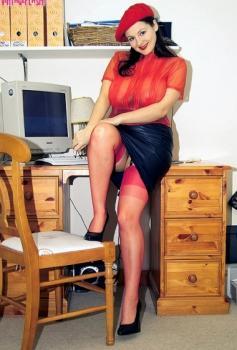Vintageflash.com- Lorna Morgan - French fetish?