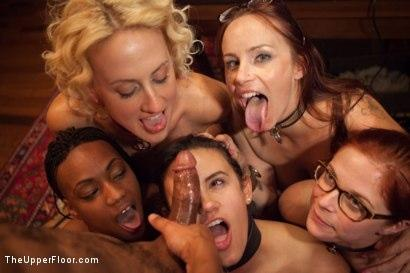 Kink_com- Masquerade Orgy with Nine Slaves,100 Horny Guests_Part Two