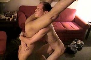 Awesomeinterracial.com- Darle And Timmy Gobble Each Others_ Rock Hard Fuck Sticks