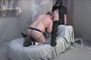 Awesomeinterracial.com- Shadow And Gay Boy Big Daddy Have Fetish Fuck Fest