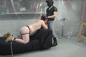 Awesomeinterracial.com- Chubby Married Construction Worker Takes A Hard Anal Pumping