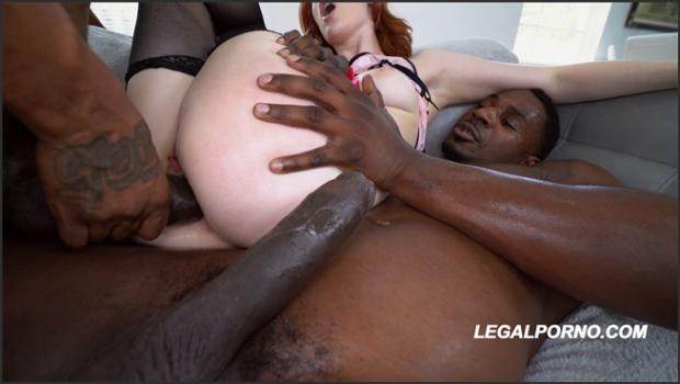 Legalporno.com- Bad Ass Alex Harper in her American Anal BBC DP Gapes Galore AA028