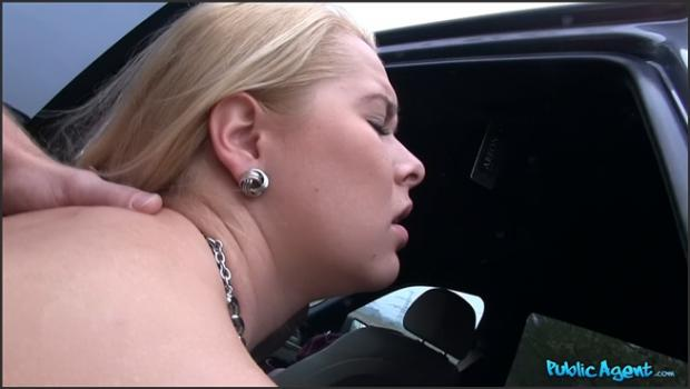 Fakehub.com- Backseat Sex with Pretty Hitchhiker