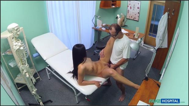 Fakehub.com- Sexy Nurse Wants Cock and a Raise