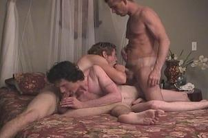 Awesomeinterracial.com- Handsome Christian Cox Is In Homo Sex With Jason Reed