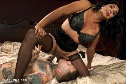 Kink_com- Blink and Your Ass is full of her cock - Vaniity the Mighty.