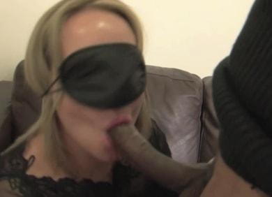 Hustler.com- Blindfolded My Wife