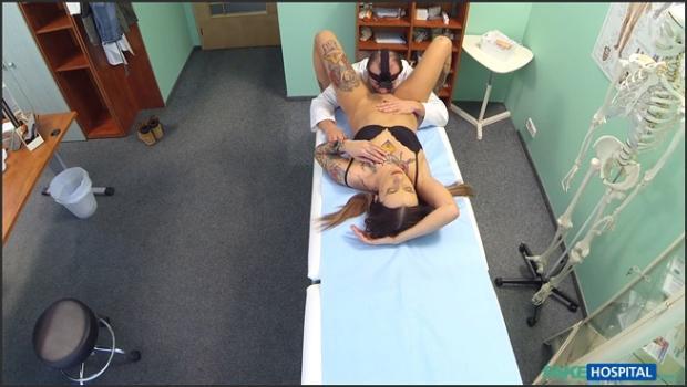 Fakehub.com- Doctor solves wet pussy problem