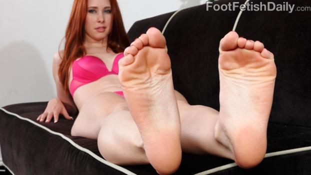 Footfetishdaily.com- Meet Melody Jordan-Melody Jordan
