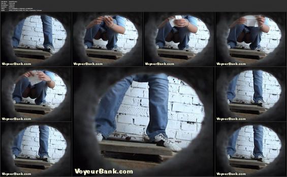 VoyeurBank.com - piss039