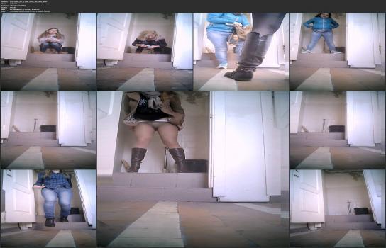 Amatori tyalet - Real_women_pee_in_toilet_secret_cam_video_20