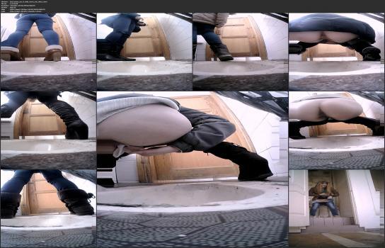 Amatori tyalet - Real_women_pee_in_toilet_secret_cam_video_6
