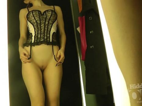 Hidden-Zone.com- Sp1695# In the process of fitting a beauty remained completely naked. Her ass is gorgeous it_s nic