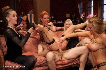 Kink.com- Two Gorgeous MILFs Fucked at the Anal Brunch