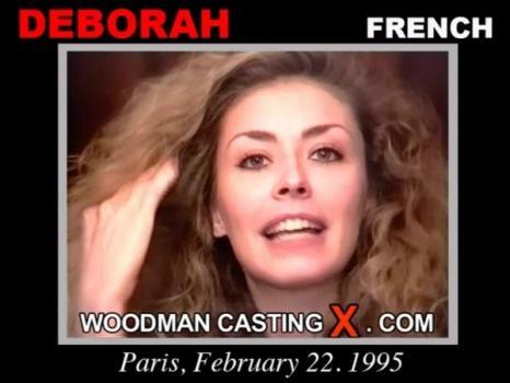 WoodmanCastingx.com- Deborah casting X
