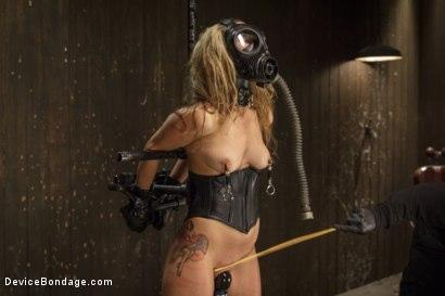 Kink.com- Hot Blonde is devastated by sadistic torment and screaming orgasms!!