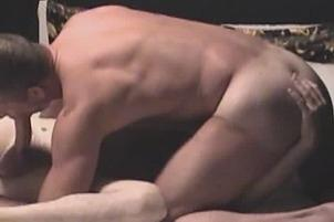 Awesomeinterracial.com- Middle-Aged Stud Carlos Squeals While Roughly Sodomized