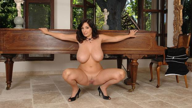 DDFBusty.com- Busty brunette ichelle Monaghan teases you