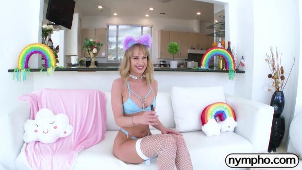 Nympho.com- Big Booty Tricks with Daisy-Daisy Stone