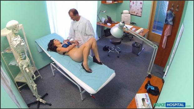 Fakehub.com- Beautiful Vietnamese patient gives doctor a sexual reward for his services