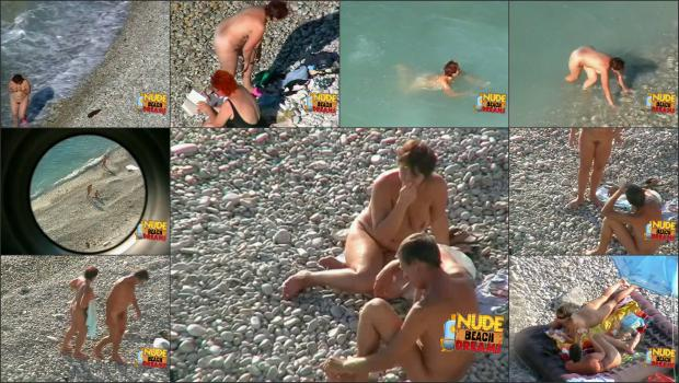 NudeBeachdreams.com- Nudist video 00160