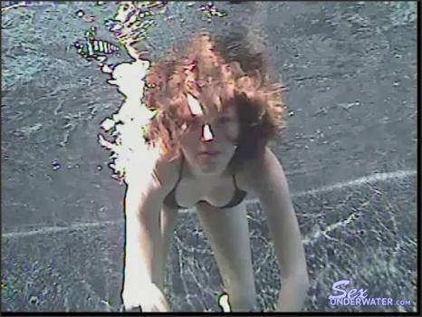 Sexunderwater.com- Amanda Bryant UW Model Training