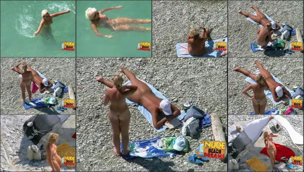 NudeBeachdreams.com- Nudist video 00238