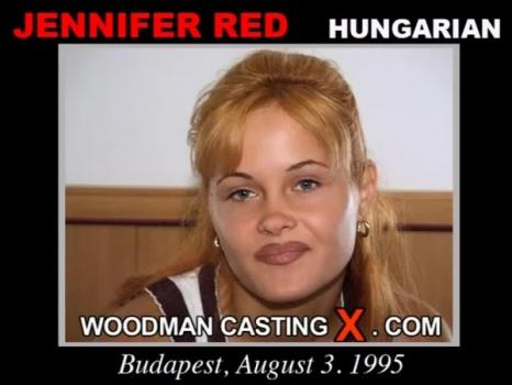 WoodmanCastingx.com- Jennifer Red casting X