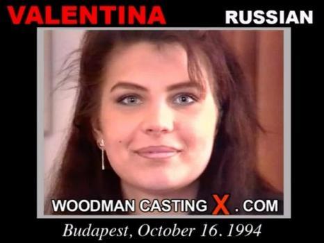 WoodmanCastingx.com- Valentina casting X
