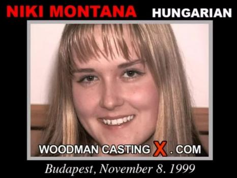 WoodmanCastingx.com- Niki Montana casting X