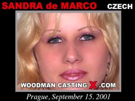 WoodmanCastingx.com- Sandra De Marco casting X