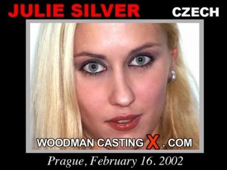 WoodmanCastingx.com- Julie Silver casting X
