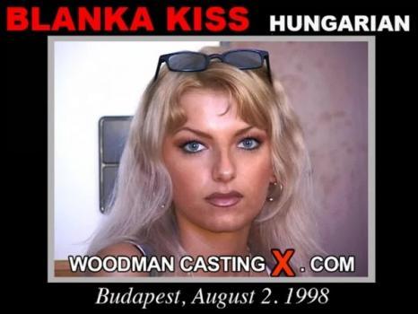 WoodmanCastingx.com- Blanka Kiss casting X