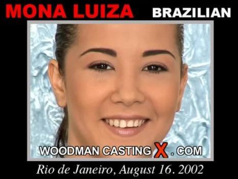 WoodmanCastingx.com- Mona Luiza casting X