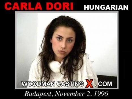 WoodmanCastingx.com- Carla Dori casting X