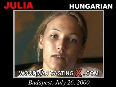 WoodmanCastingx.com- Julia casting X