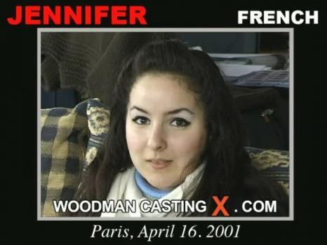 WoodmanCastingx.com- Jennifer casting X