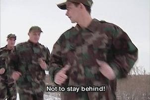 Awesomeinterracial.com- Gay Military Men March to the Bum Beat