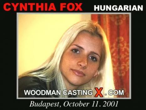 WoodmanCastingx.com- Cynthia Fox casting X