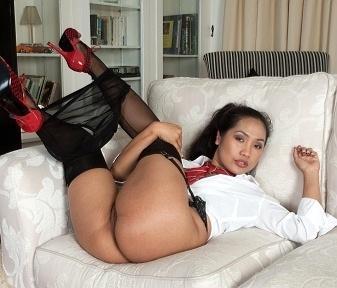Vfacademy.com- Amy Latina - You caught me!