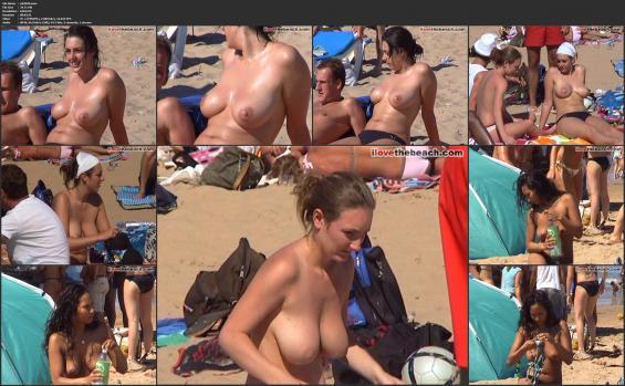 I Love The Beach_com HD - eb2058