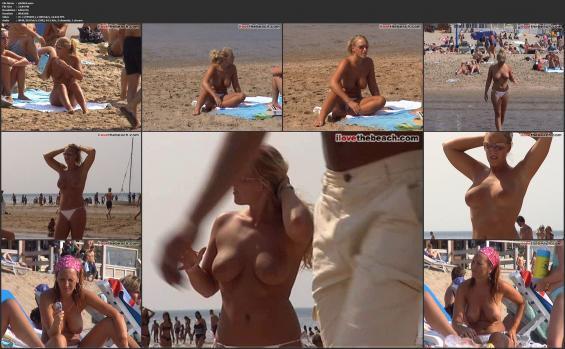 I Love The Beach_com HD - eb2062