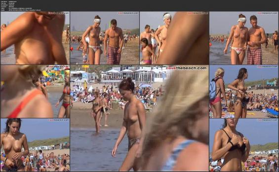 I Love The Beach_com HD - eb2064