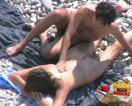 NudeBeachdreams.com- Voyeur Sex On The Beach 04 Part 16