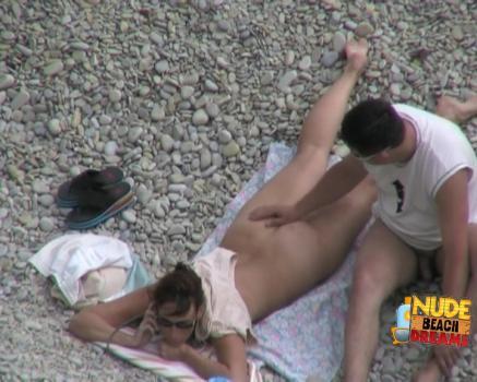 NudeBeachdreams.com- Voyeur Sex On The Beach 13 Part 22
