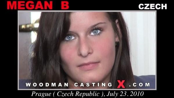 WoodmanCastingx.com- Megan B casting X