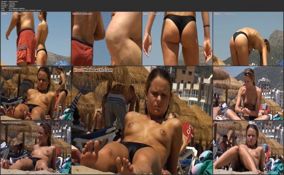 I Love The Beach_com HD - HDc1119
