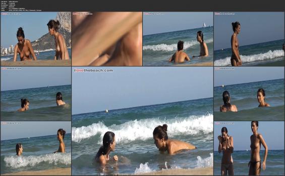 I Love The Beach_com HD - HDc1120